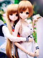 Twins by AmazingKawaguchi