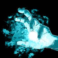 SKETCH YOUR HAND by greymanart