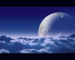 dreamflight by blackpepper