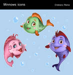 Minnows icons by CristianoReina