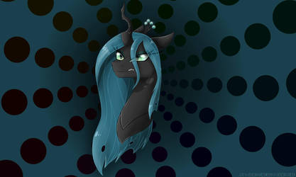 Chrysalis~ (MLP FanArt) by Spirit-Fire360