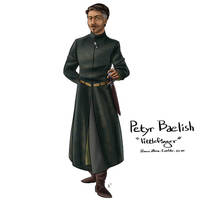 Littlefinger/Petyr Baelish by aimeezhou