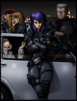 Tactics by Robot-Japan