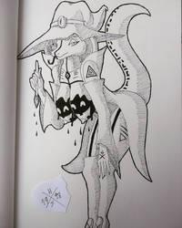 Qhala by HorusOniArts