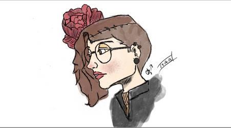 Fiona by WannaBeArtist01
