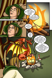 The Fox and The Firebird-Pg 39 by Marie-August