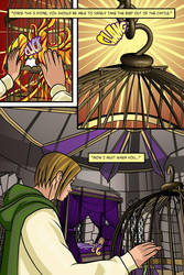 The Fox and The Firebird-Pg50 by Marie-August