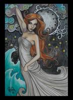 Nouveau Goddess by vampireheartagram27