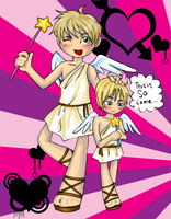 Angel Power by dg-sama