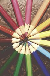 Pencils by PontusEkeroth