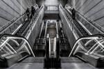 The Escalators 2 by PontusEkeroth