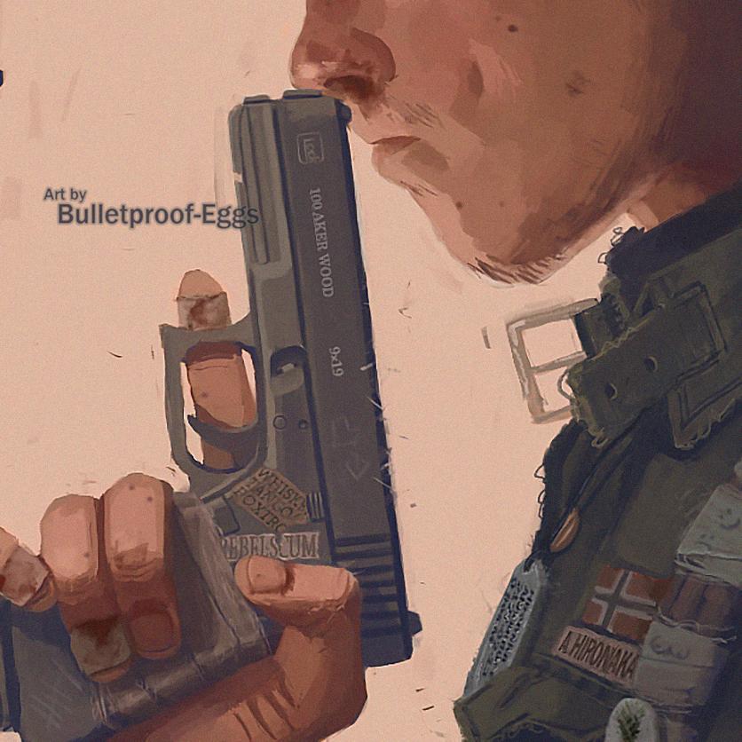 WIP [Boogers 'n Barrels] by Bulletproof-Eggs