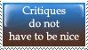 Critiques by StygianAeon