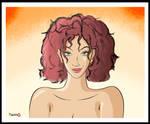 Kayla Green ~Fire by geneforson