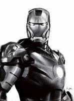 Ironman by Liam J. York by MrYorkie