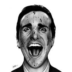 American Psycho by Liam York by MrYorkie