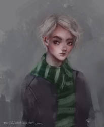 Draco by MissChibiArtist