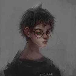 Harry by MissChibiArtist