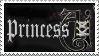 Princess Ai stamp :D by DivineNightShade
