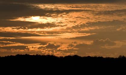 Sunset in Markdale by elegantlywasted84