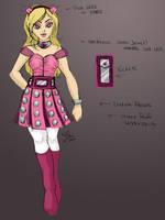 Cosplay Design: Dalek Dress by PosiTori