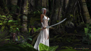 Queen of the Elves by The-Dark-Goddess