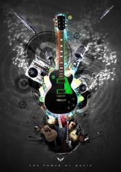 The Power Of Music by SaviourMachine