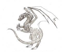 WildThings Fursona als Drache by Shiryuakais