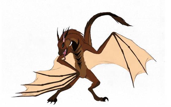 mheraner dragon by Shiryuakais