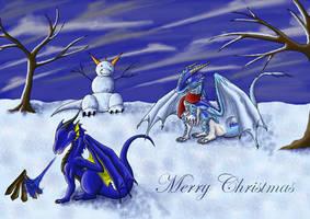 Merry Christmas by Shiryuakais