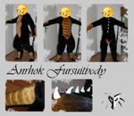Fursuitbody Anrhok by Shiryuakais