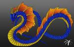 Dragonsnake by Shiryuakais