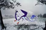 Snow queen by Shiryuakais