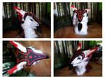Sergal helmet by Shiryuakais
