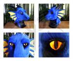 Selyroth the Dragon by Shiryuakais