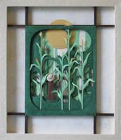 small gardener - corn by cloutierj