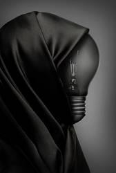 Darkness by muratsuyur
