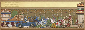 AOE2 Medieval Battle by Trebuxet