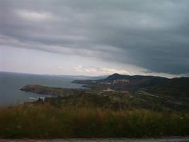 Stormy Spain 01 by AJChimaera