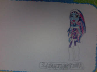 Abbey Bominable by Monsterhigh2002