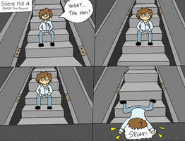 Silent Hill 4 OMG The Room 2 by Tippy-The-Bunny