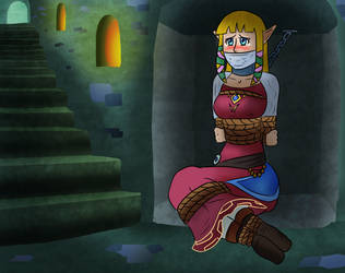 Deep in the Dungeon by 34Qucker