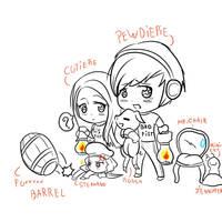 Bro Family by Dewa-chan