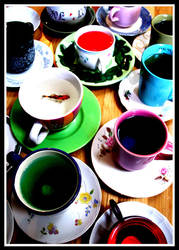 Fish Tea by Gealach
