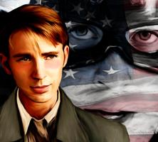 Pride-(Captain America-Steve Rogers) by MischievousMonster