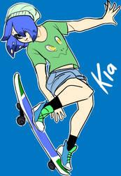 Kia by Death2Eden