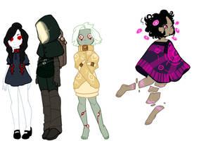 Original Adopts [CLOSED] by Death2Eden