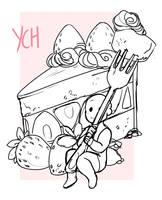 YCH Adopt [OPEN] by Death2Eden