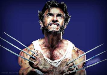 Wolverine by Genius-TanyaZ