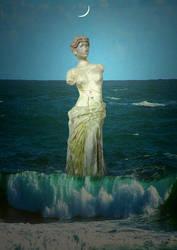 Rebirth of the Venus de Milo by Ramira